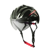 WINMAX one piece novelty helmets customized logo helmets with face shield