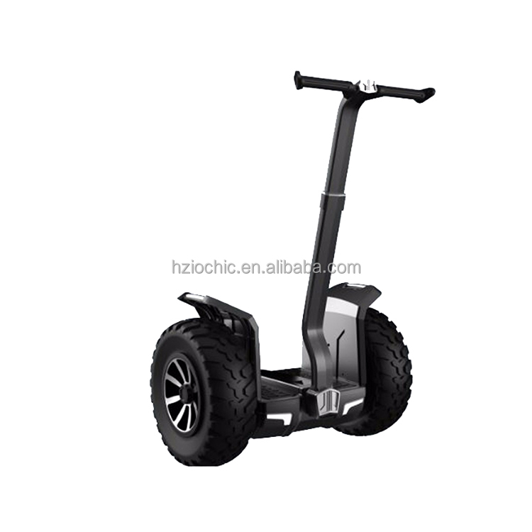Hot sale self smart off road balance scooter with big wheels