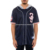 OEM Custom printed polyester mesh dry fit unisex sportswear baseball t shirt at cheap price
