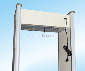 Good Big 5 Metal Detectors/Made In China Metal Detector MCD-800A