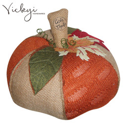 Vickyi Various Styles Party Decoration Pumpkin For Harvest Day Decorative Sequins