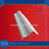 New design full sizes plastic pvc sheet/rubber weather seal strips/car door bumper strips