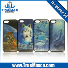 Wholesale 3D dolphin case for iPhone 5/5s