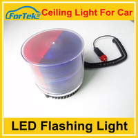 LED flashing rotating beacon light 12v led light led beacon light