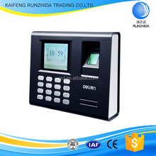 Employee biometric attendance tracking machine fingerprint time attendance machine