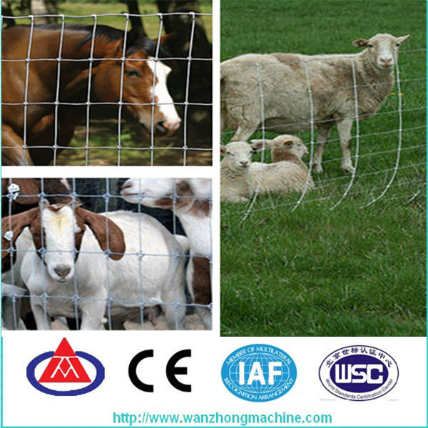 metal cattle fence/pig fence/deer fence