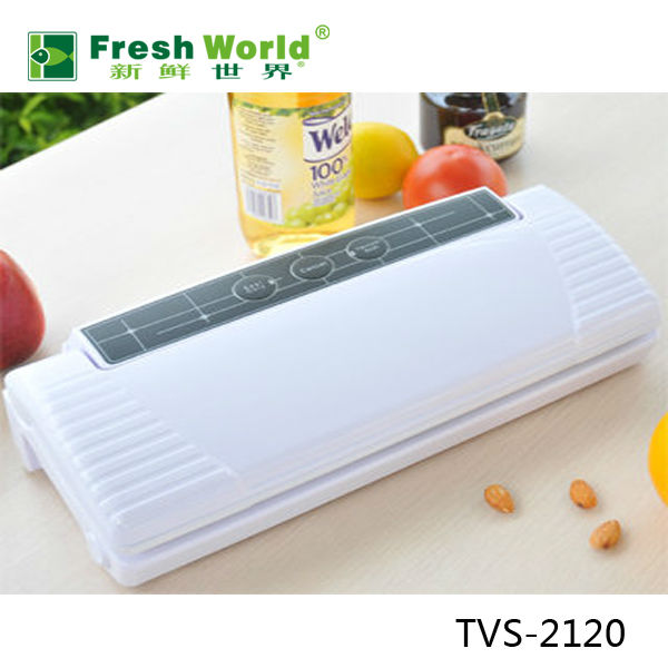 TopRank vacuum food sealer to save your game meat,fish and garden bountry from freezer burn