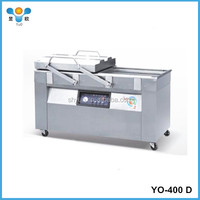 Double chamber vacuum packing for chicken ,food vacuum packaging machine ,vacuum sealing machine