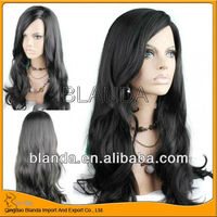 Fashion hot selling synthetic party wigs synthetic party wigs