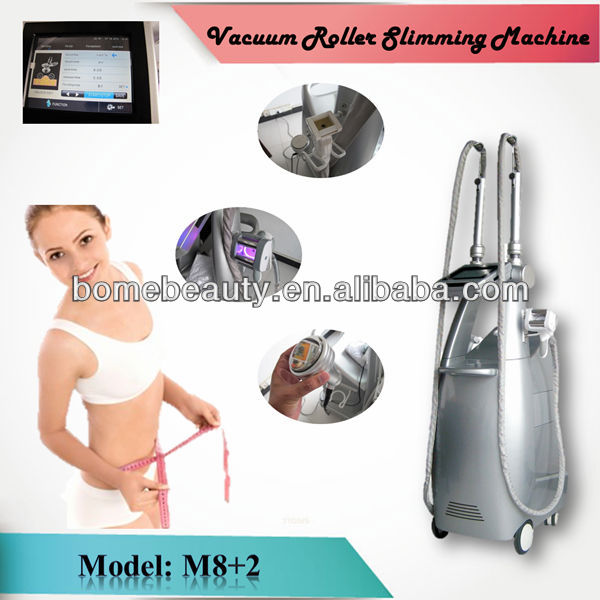 infrared thermal vacuum roller massager velasmooth slimming machine