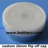 colored medicine bottle cap with aluminum seals