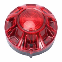 Waterproof Safety Emergency Warning Beacon LED Light with Magnetic Base for Car Outdoor Sports