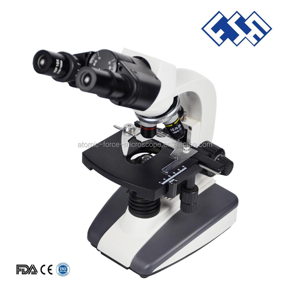 Student Binocular Biological Microscope