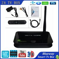 Z4 Android 5.1 Lollipop RK3368 Octa Core 64Bit TV Box 2GB RAM 16GB ROM BT 4.0 Dual Wifi 2.4G 5.8G AC WiFI