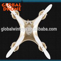 High Quality super Mini drone GWCX-10A 2.4G 4CH flying insect toy