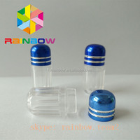 Wholesale Plastic Capsule Shaped Pill Bottle