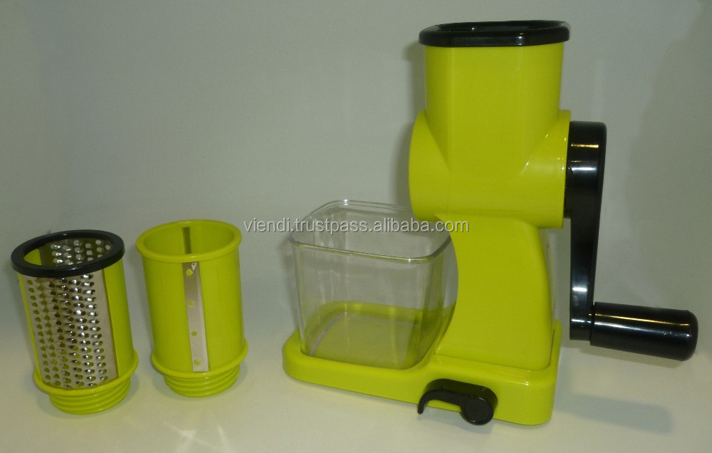 Multifunctional Slicer/Vegetable Grater