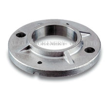 China sanitary Round base for banister stainless steel joint table base fitting