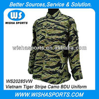 Vietnam Tiger Stripe Camo Tactical Suit