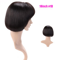 High Quality Full Hand Made Virgin Human Hair full lace wigs for black women