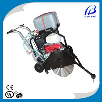 HXR450D 18'' blade road-cutting-saw-machine floor concrete/asphalt cutter adjustable hole saw, floor saw