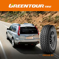 Optimized CROSS S3 radial 4x4 car tire for SUV