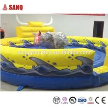 Hot sale Inflatable mechanical rodeo bull ride for sale with cheap price