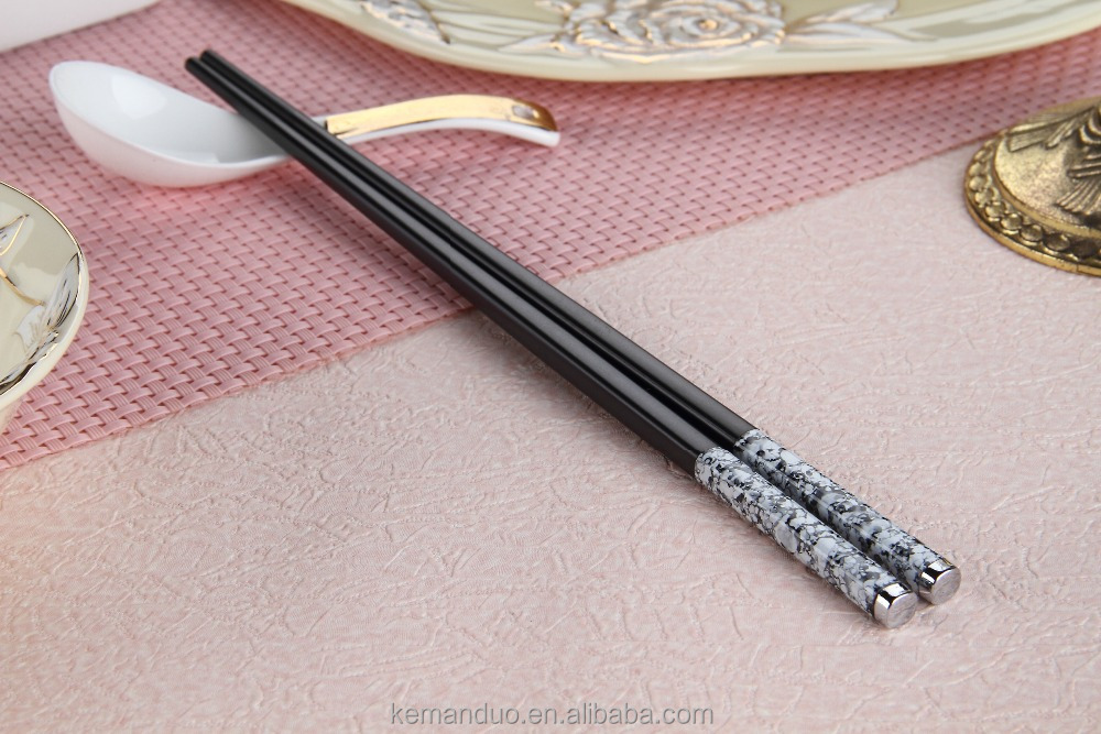 blue and white porcelain chopsticks high quality with attractive chopsticks