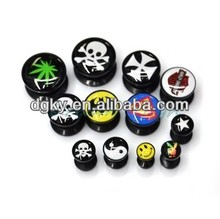 Newest intimate body jewelry men fake ear plug