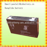 6V7AH Lead acid battery for dodgems