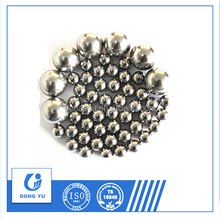 9.525mm G10~G500 chrome steel ball for bearing accessories