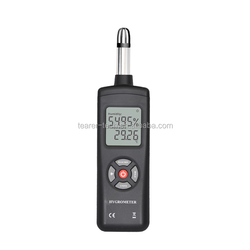 Portable Handheld Temperature and Humidity indicator