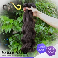Low Cost Clean And Soft Passion Long Wavy Dobby Hair Weave Weaves Labeling