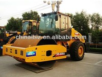 Cheaper price new XCMG mechanical single drum 20 ton dynapac vibratory road roller XS202J