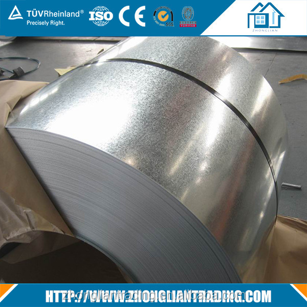 Galvanized steel sheet coils / slits / sheets - Zinc coated sheets