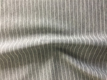 40S 100% polyester yarn dyed interlock double jersey fabric