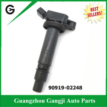 90919-02248 OEM Cheap Price Auto Original Genuine Denso Ignition Coil For Toyota Avensis 4Runner Hilux Hiace Lexus IS