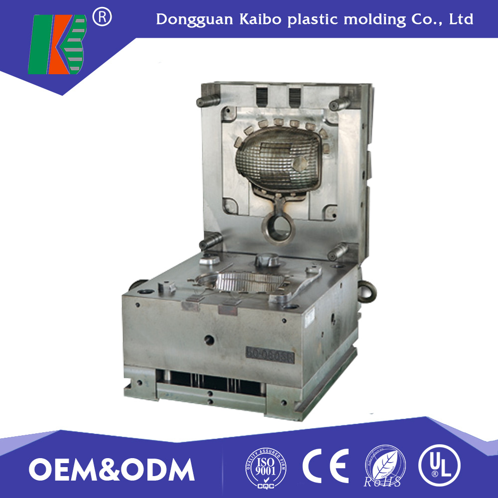 China Supplier Electronic Spare Parts Plastic Injection Mould