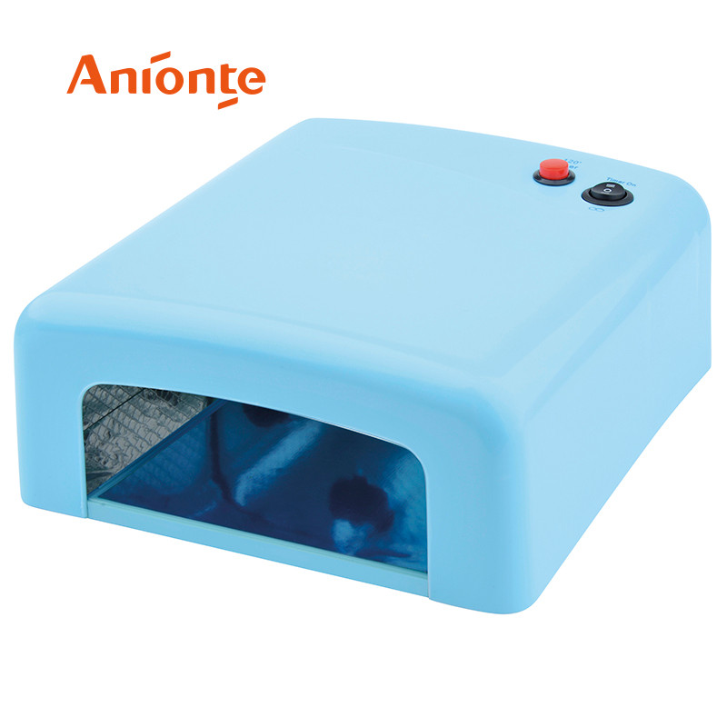 Nail care dryer UV lamp,Includes 4 pcs 36W bulbs