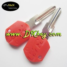 Wholesale price KTM motocycle key shell IN RED for motorcycle smart key