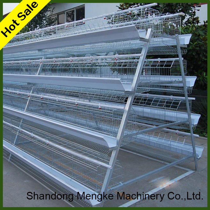 Wholesale Thickened Uganda Poultry Farm Automatic Chicken Layer Cage Sale for Pakistan Nigeria Farm