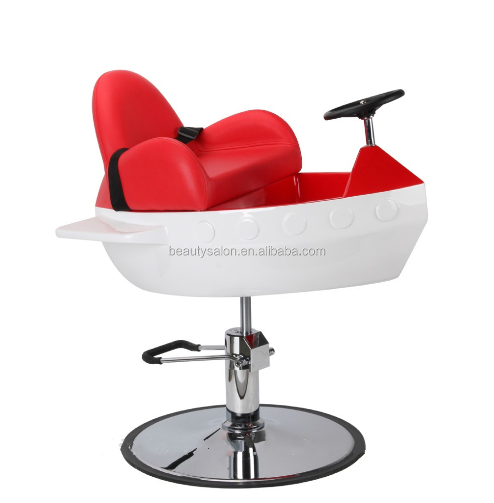 Newest cartoon salon kids/baby barber chair KC043