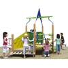 Small HDPE material children outdoor game