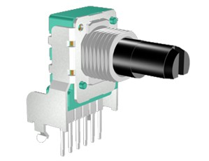 HW-11KGV-1 Plastic shaft Potentiometer the wholesale price rotary Potentiometer