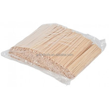 Disposable Wooden coffee stirrers 100% wooden cafe ice cream stick wooden stick