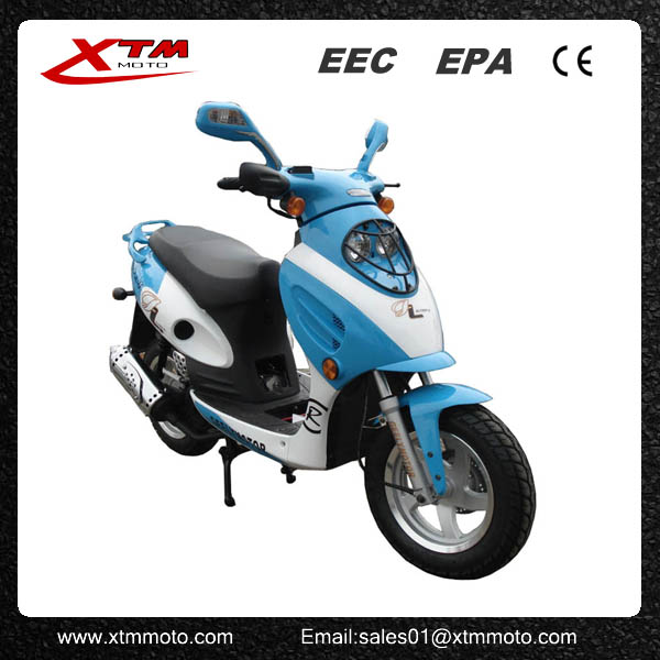 EPA adult street scooter moped 50cc scooter
