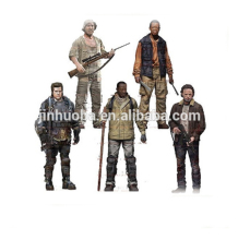 Wholesale Custom Resin Walking Head Action Figures