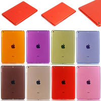 Hot selling transparent soft TPU cover for new ipad pro 9.7 2017