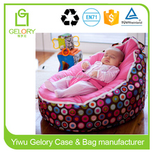sofa baby bean bag chair Cover Printed Microfiber canvas sleeping bean bag sofa baby