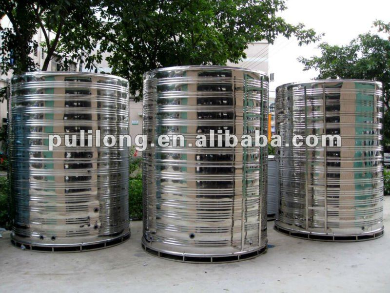 insulated water tank / pressure vessel / tank